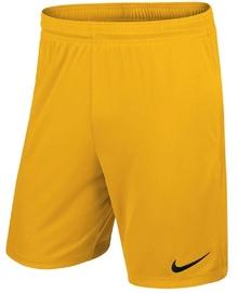 Nike Junior Shorts Park II Knit NB 725988 739 Yellow XL