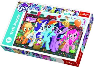 Pusle Trefl My Little Pony 15365T, 160 tk