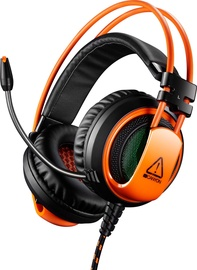 Игровые наушники Canyon CND-SGHS5 Full Immersion Black/Orange