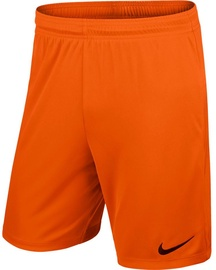 Nike Men's Shorts Park II Knit NB 725887 815 Orange L