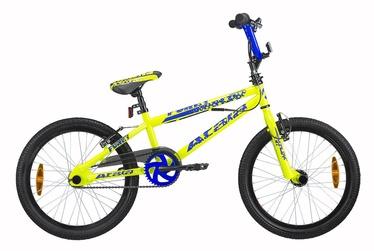 Jalgratas Atala Funky Neon Yellow Blue Matt 2017