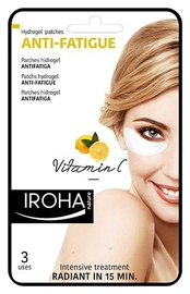 Iroha Nature Anti-Fatigue Vitamin C Hydrogel Eye Patches 6x1.6g
