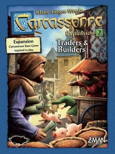 Brain Games Carcassonne: Expansion 2 Traders & Builders