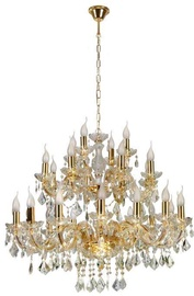 Candellux Maria Teresa Hanging Ceiling Lamp 28x40W E14 Gold