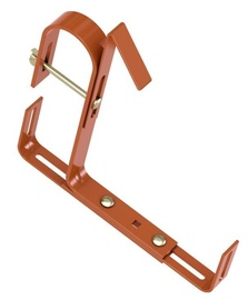 Emsa Special Railing Brackets For Window Boxes Terracotta