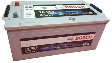 Аккумулятор Bosch TE088, 12 В, 240 Ач, 1200 а