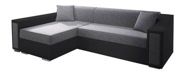 Nurgadiivan Idzczak Meble Milton Black/Grey, 282 x 160 x 77 cm