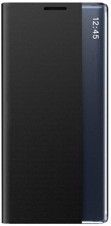 Hurtel Sleep Bookcase For Xiaomi Redmi Note 8 Pro Black