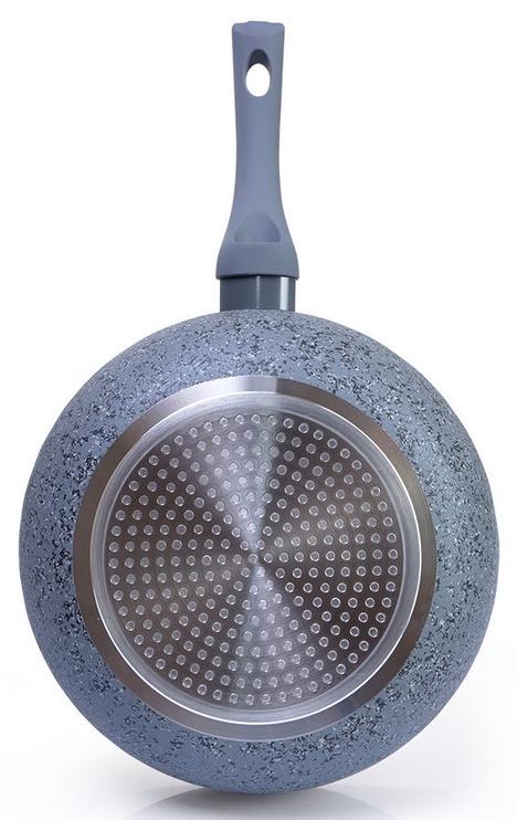 Fissman Veneta Deep Frying Pan D26cm Grey