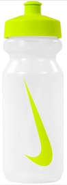 Nike Bidon Big Mouth Transparent/Lime 1796422