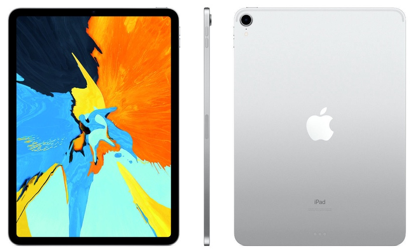 Apple iPad Pro 11 Wi-Fi 256GB Silver