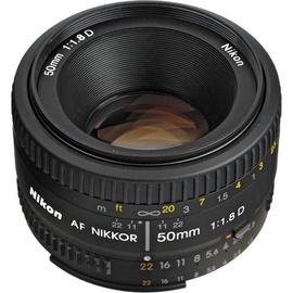 Nikon AF Nikkor 50 mm F/1.8D