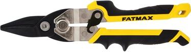 Stanley FMHT73756-0 FatMax Yellow Ergo Aviation Snips Straight Cut 250mm