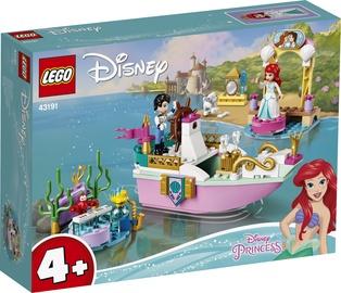 KONST LEGO DISNEY PRIN ARIELS PAAT 43191