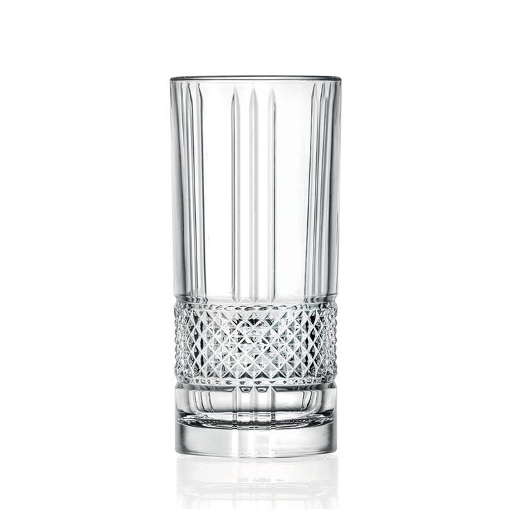 Kristallklaaside komplekt rcr 6tk 370ml