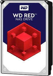 "Western Digital Red NAS 8TB 5400RPM 256MB 3.5"" WD80EFAX"