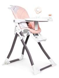 Laste söögitool EcoToys Feeding Chair Pink