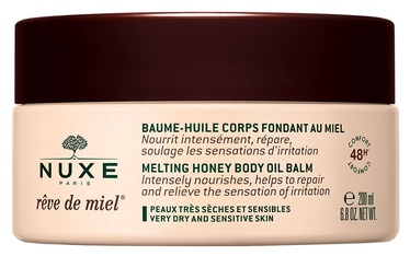 Nuxe Reve De Miel Melting Honey Body Oil Balm 200ml