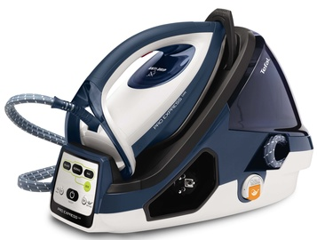 Tefal Pro Express Care GV9060E0 Steam Generator Blue
