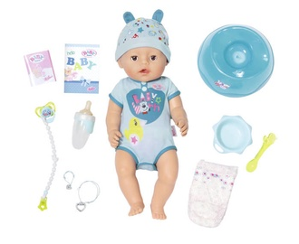Nukk Zapf Creation Baby Born Soft Touch Boy 824375