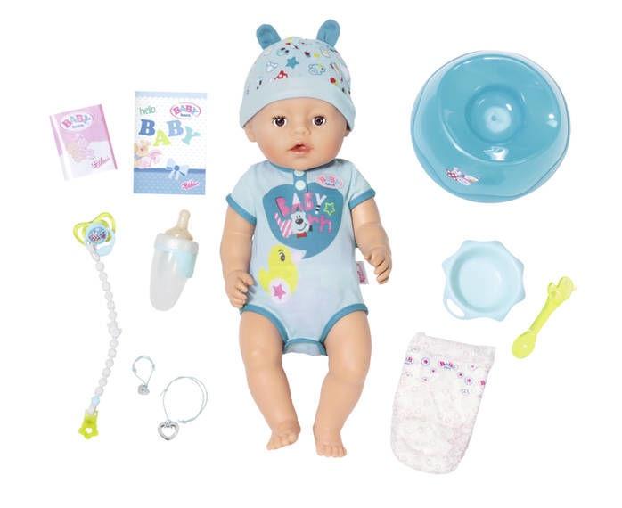 Nukk Zapf Creation Baby Born Soft Touch Boy 824375