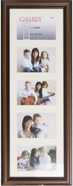 Victoria Collection Photo Frame Ema Gallery 20x60 5x 10x15 Brown
