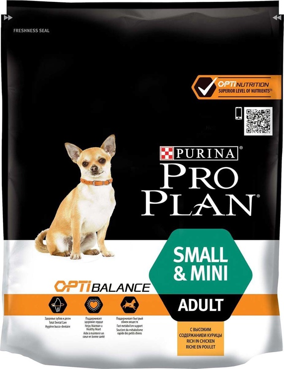 Pro Plan Adult Small and Mini Dogs 700g