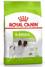 Koeratoit Royal Canin X-Small Adult, 1,5 kg