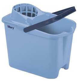 Mery Cleaning Bucket 14L Blue