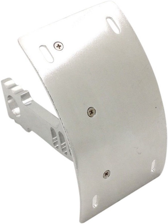 Skyland Xten PJ-2 Brackets for Table Wall Silver 2pcs