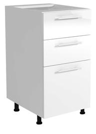Köögikapp Vento D3S-40/82, valge