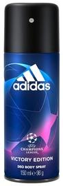 Adidas UEFA Champions League Victory Edition Deo Body Spray 150ml