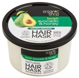 Organic Shop Avocado & Honey Repairing Mask 250ml