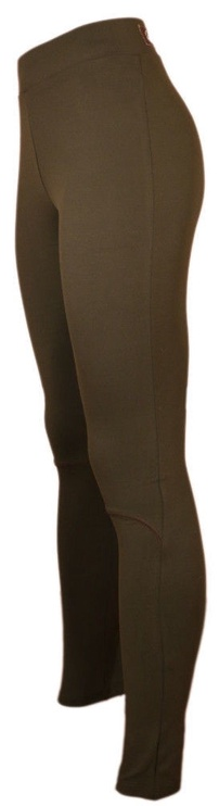 Bars Womens Leggings Khaki 61 XL
