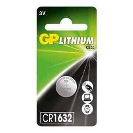 LIITIUM NUPPU RAKU GP CR1632 3V