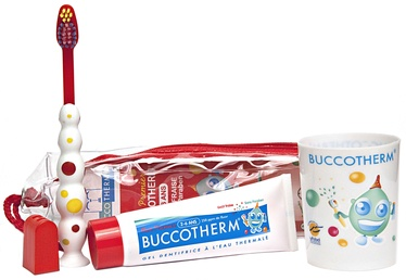 Buccotherm Strawberry Kit 2-6 Years