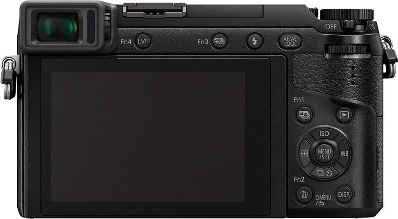 Panasonic Lumix DMC-GX80 + 14-140mm Black