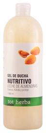 Tot Herba Shower Gel 1000ml Almond