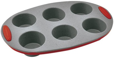 Jata Kitchen Mould Silicone 6 Cups