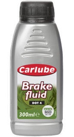 Carlube Dot 4 Brake Fluid 0.3l