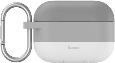 Baseus Silicon Gel Protective Case For Apple AirPods Pro Grey