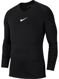 Nike Men's Shirt M Dry Park First Layer JSY LS AV2609 010 Black M