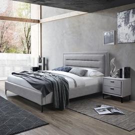 Home4you Celine Bed 160x200cm Beige