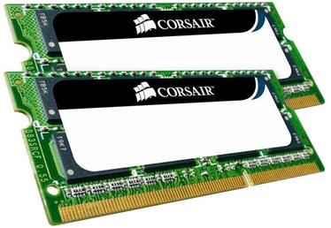 Operatiivmälu (RAM) Corsair Mac Memory CMSA8GX3M2A1066C7 DDR3 (SO-DIMM) 8 GB