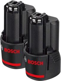 Bosch GBA 10.8V 2.0 Ah Battery 2pcs