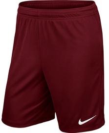 Nike Men's Shorts Park II Knit NB 725887 677 Bordeaux 2XL