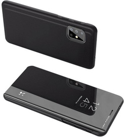 Hurtel Clear View Case For Samsung Galaxy S20 Ultra Black