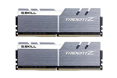 Operatiivmälu (RAM) G.SKILL Trident Z Silver/White F4-4400C19D-16GTZSW DDR4 16 GB