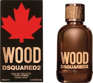 Parfüümid Dsquared2 Wood Pour Homme 100ml EDT
