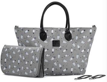Kott KinderKraft Shopper Bag Mommy Grey